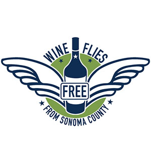 Wine Flies Free at Sonoma County Airport