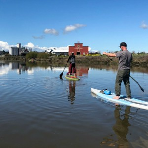 Petaluma Stand-Up Paddle