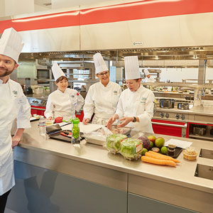 Hands-On Cooking Classes - CIA at Copia