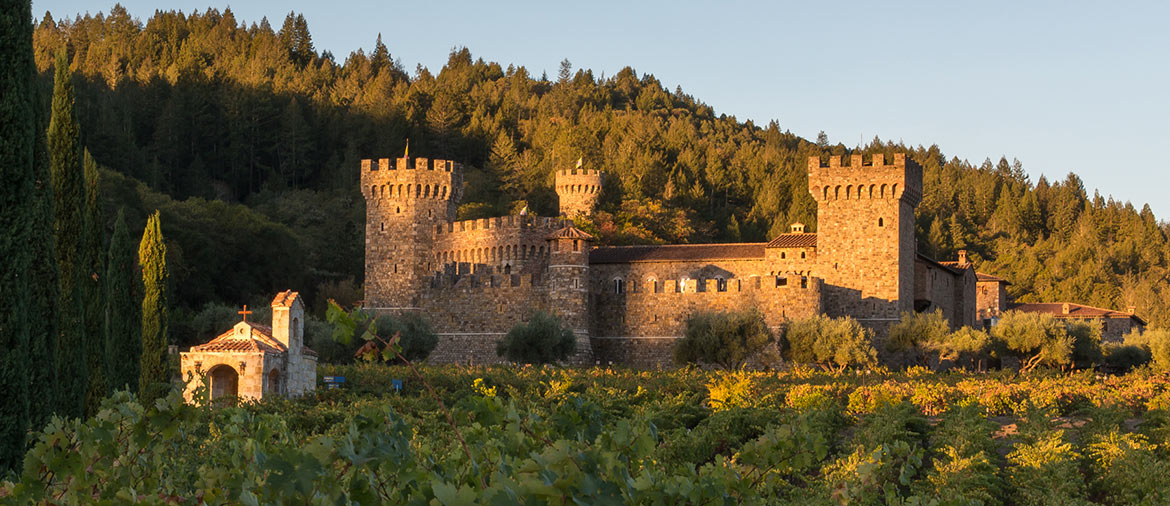 The 10 Most Beautiful Wineries in Napa Valley | NapaValley.com