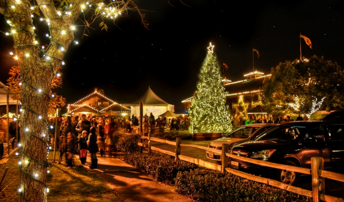 Yountville Festival of Lights