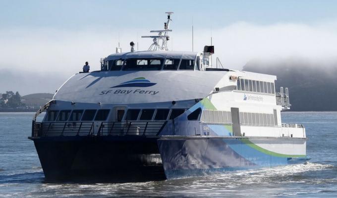 Bay Area Ferry Vallejo Ferry