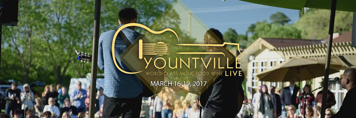 Yountville Live Event