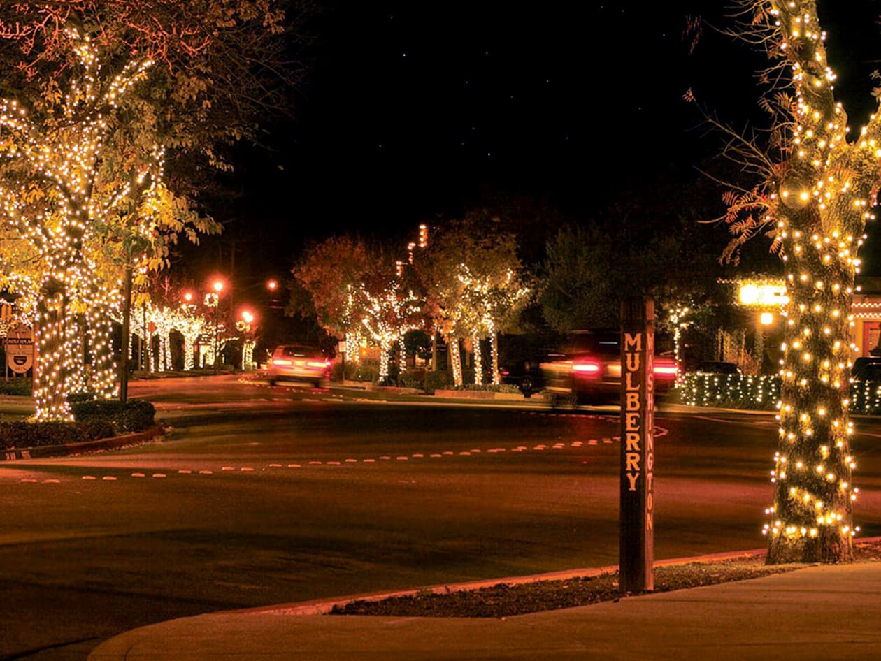 yountville festival of lights
