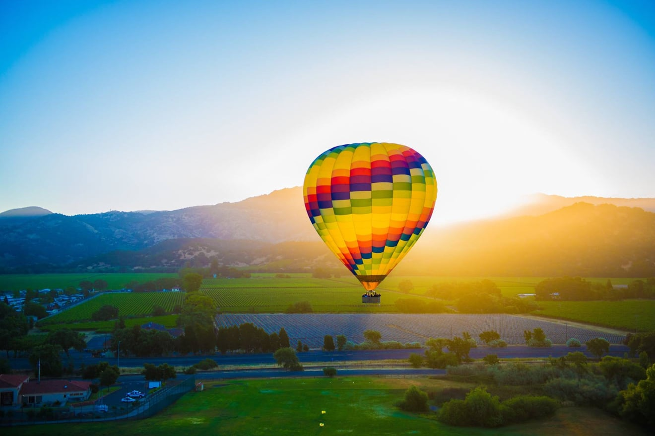 the perfect napa valley itinerary for first-time visitors