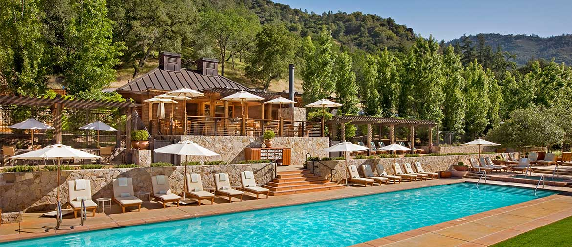 Best Napa Valley Hotels And Inns
