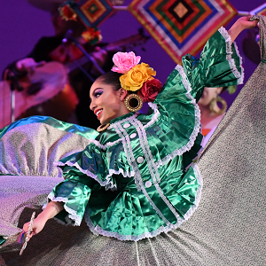 4ccaaf9424 Fiesta Mexicana  A Spectacular South-of-the-Border Fiesta at Lincoln Theater