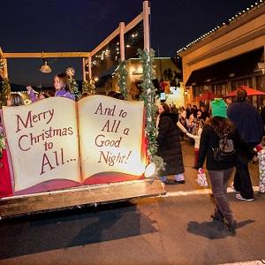 Christmas In Napa Valley 2020 Christmas Parade at Downtown Napa – 11/30/2019 – NapaValley.com