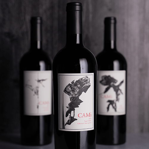 CAMi Art + Wine Bottles