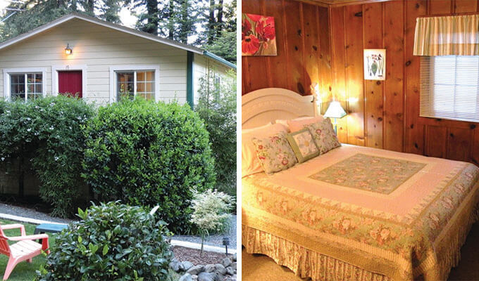 5 guerneville bed breakfasts to relax in. Black Bedroom Furniture Sets. Home Design Ideas