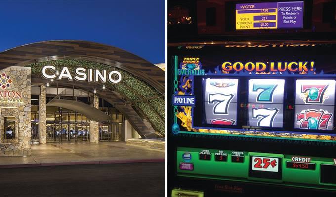 Casino near rohnert park ca