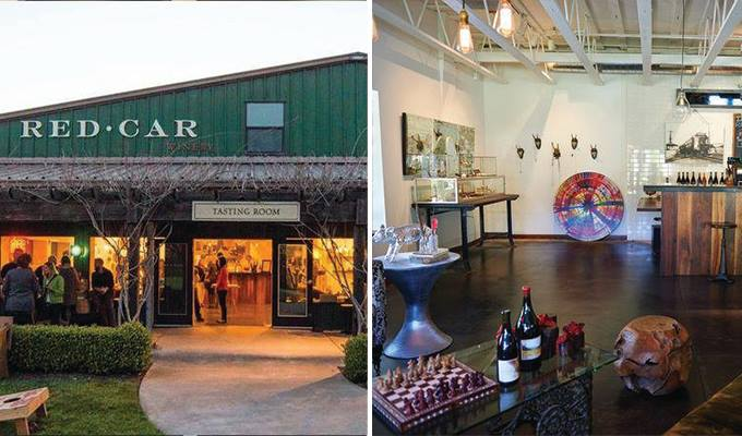 red car wine tasting room the 15 best wine tasting rooms in sonoma