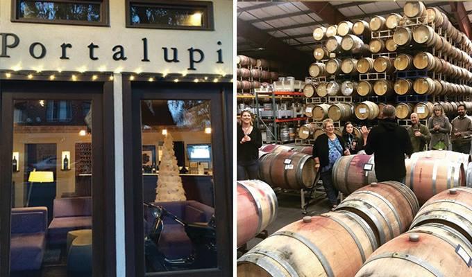 portalupi wine tasting room the 15 best wine tasting rooms in sonoma