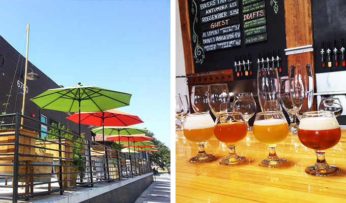 Bellevue Craft Beer On Tap