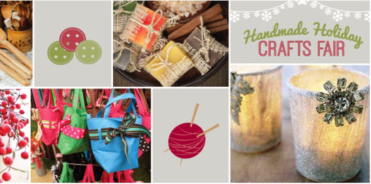 Handmade Holiday Crafts Fair Santa Rosa