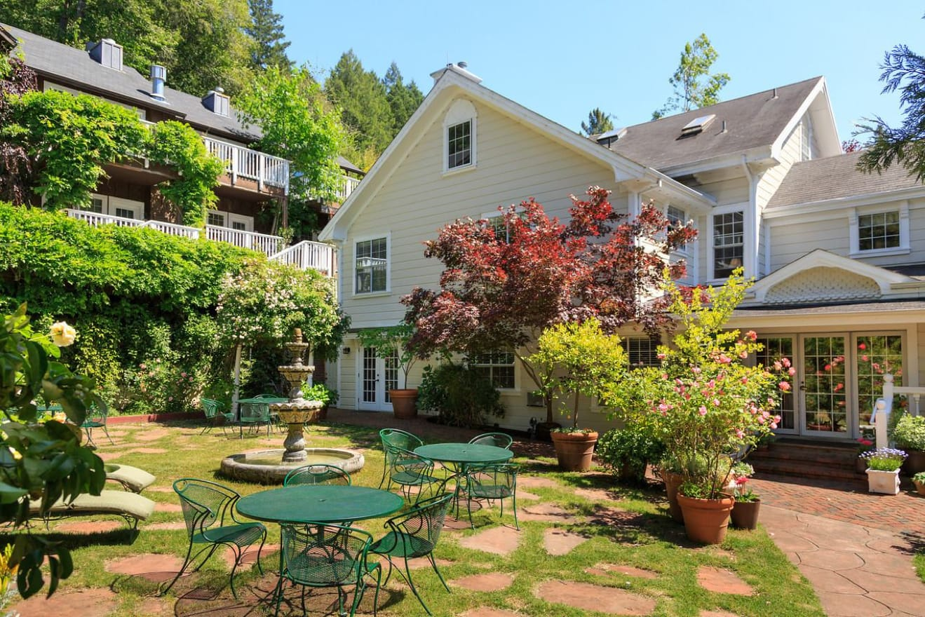 bed and breakfast sonoma ca