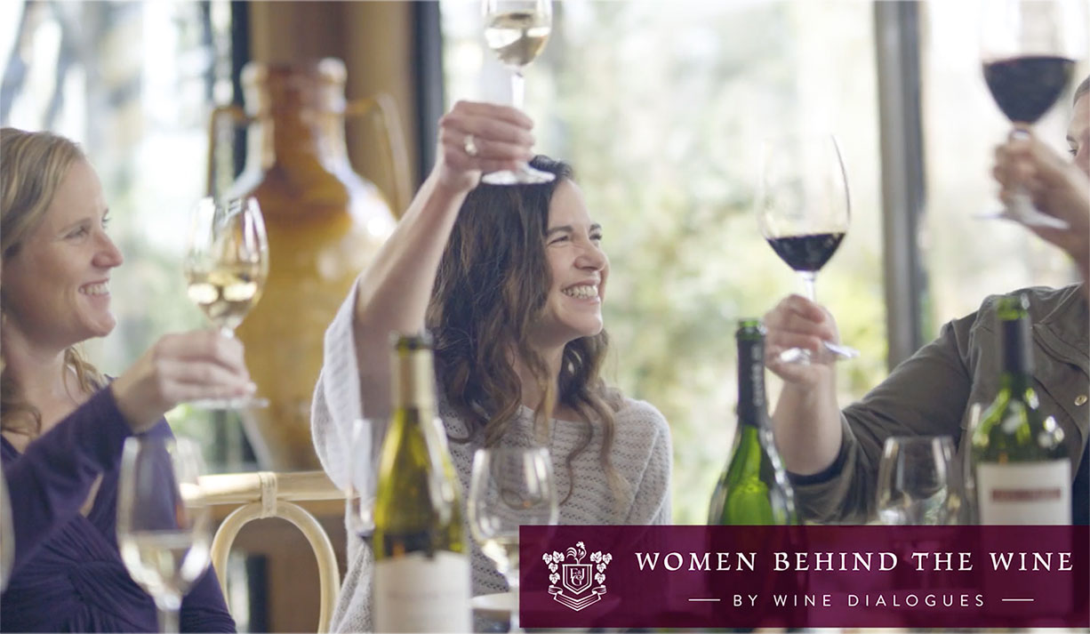Women Behind the Wine - Campaign video