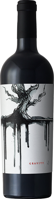 Gravity Red Blend Bottle