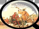 Picture of Brunello wine label