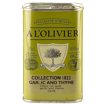 A L'olivier Olive Oil With Garlic And Thyme - Wine Library