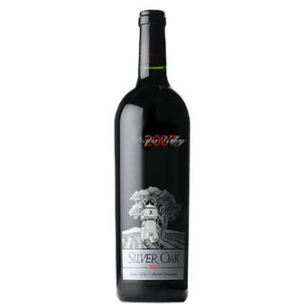 silver oak wine review 2007