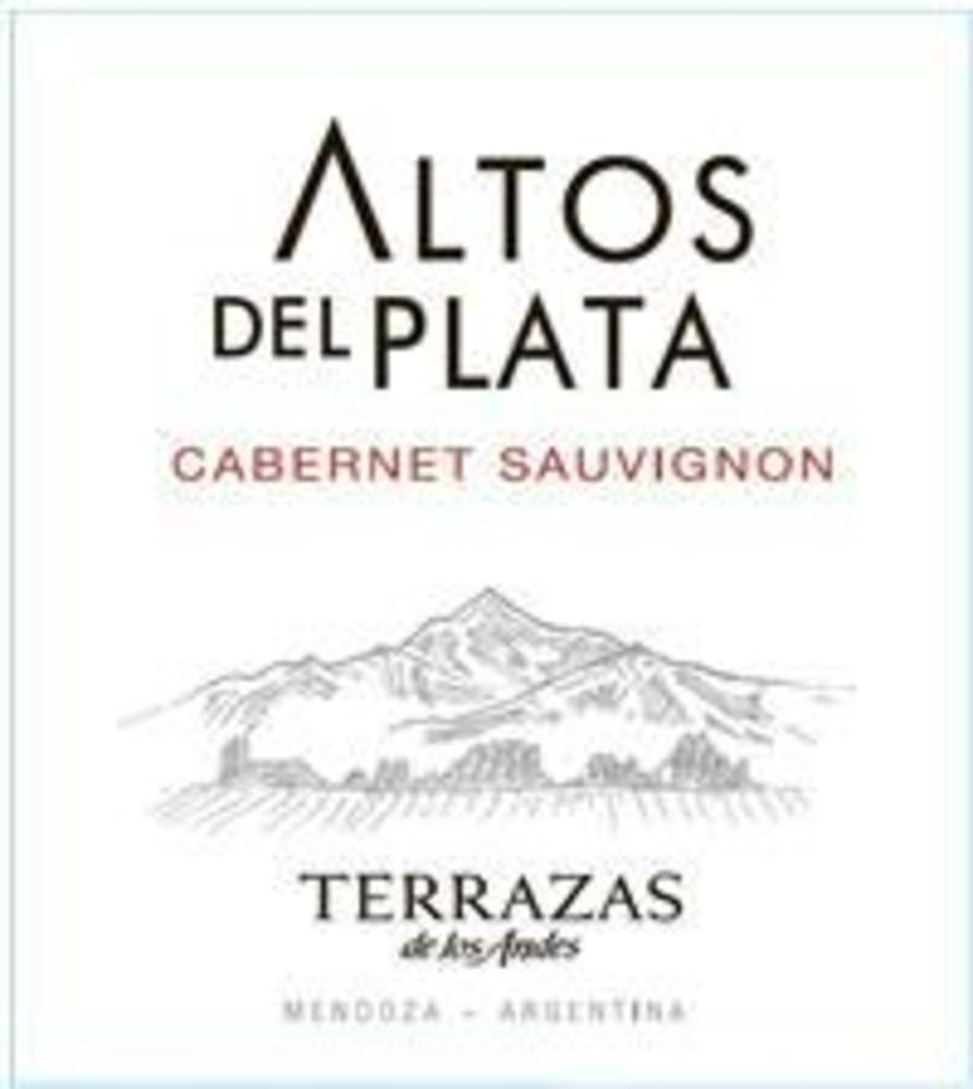 2015 Terrazas De Los Andes Altos Del Plata Cabernet Sauvignon Mendoza 750ml