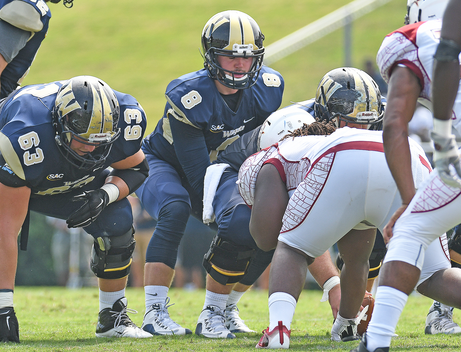 Wingate Football spring game is slated for Saturday, April ...