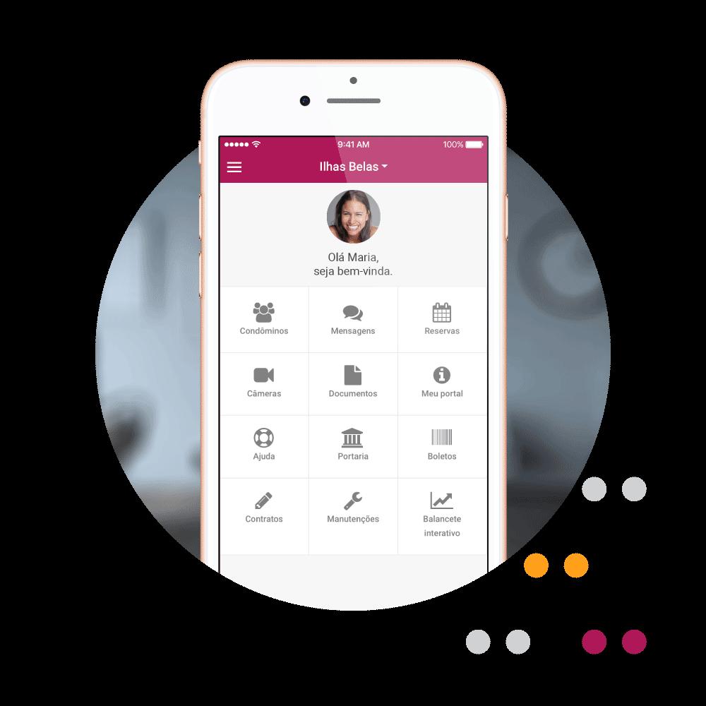 O aplicativo para condomínio mais completo e integrado!