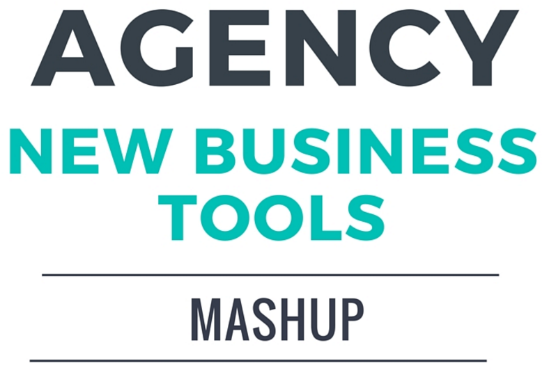 Agency New Business Tools Mashup