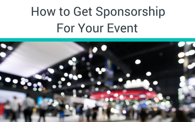 How to Get Sponsorship for Your Event