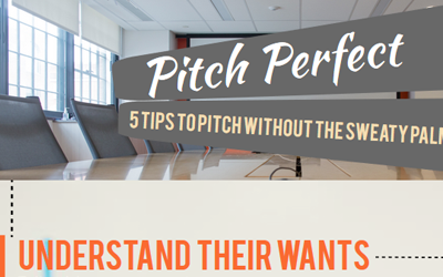 5 Tips for Pitching without Sweaty Palms