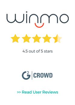 Winmo on G2 Crowd