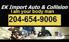 EK Collision Repair Centre Ltd.