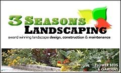 3 Seasons Landscaping Inc.