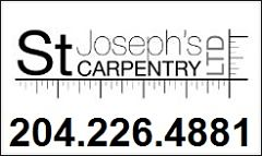 St Joseph's Carpentry Ltd.