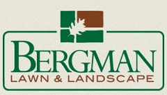 Website for Bergman Landscaping Inc.