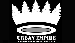 Website for Urban Empire Landscape & Construction Inc.