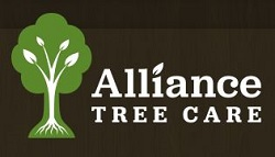 Website for Alliance Tree Care Inc.