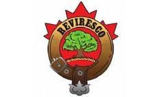Website for Reviresco Contracting Inc.