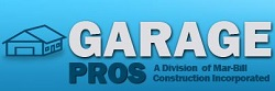 Website for Garage Pros 2014