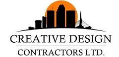 Website for Creative Design Contractors Ltd.