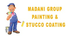 Website for Madani Group Painting and Stucco coating