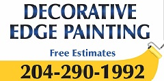 Website for Decorative Edge Painting