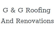 Website for G & G Roofing and Renovations Ltd.
