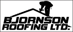 Website for Bjornson Roofing Ltd