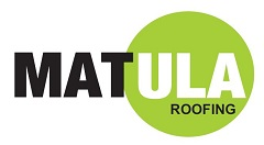Website for Matula Roofing Inc.