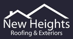 Website for New Heights Roofing and Exteriors