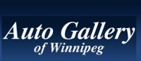Website for Auto Gallery of Winnipeg Inc.