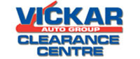 Website for Vickar Auto Group Clearance Centre