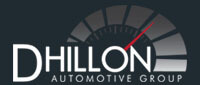 Website for Dhillon Automotive Group Inc.